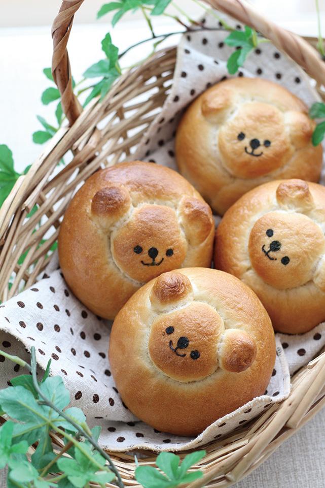 はまくまパンの贈り物
